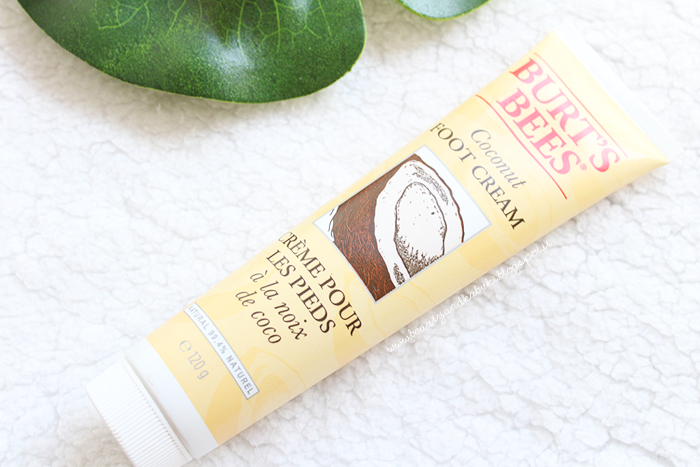 Coconut Foot Cream – Burt's Bees